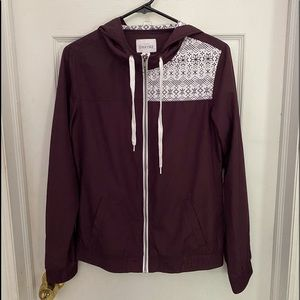 Zumiez Windbreaker Jacket